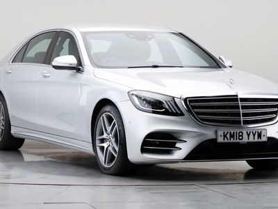 used Mercedes S350L S Class 2.9L AMG Lined 4dr