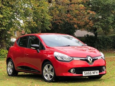 used Renault Clio 1.5 dCi ENERGY Dynamique Nav (s/s) 5dr