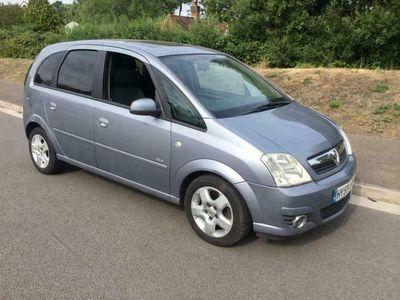 used Vauxhall Meriva 1.7 CDTi 16v Design 5dr (a/c)