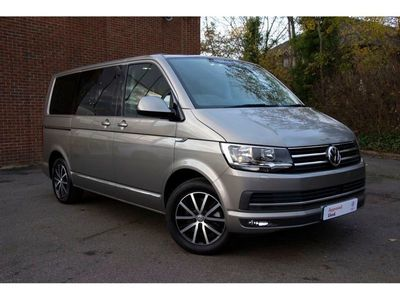 used VW Caravelle Executive SWB EU6 204 PS 2.0 TDI BMT 6sp Manual