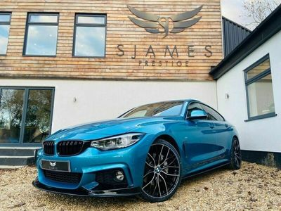 used BMW 440 4 SERIES GRAN COUPE 3.0 I M SPORT GRAN COUPE 4d AUTO 322 BHP