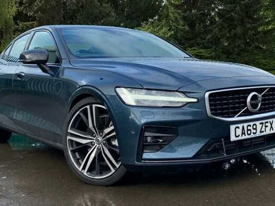 used Volvo S60 III T5 R-Design Plus (Satellite Navigation, Leather, Rear Camera, 20' Wheels, Parking