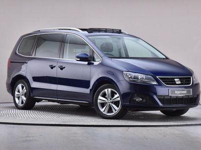 used Seat Alhambra XCELLENCE 2.0 TDI 150 PS 6-speed DSG-auto 5dr