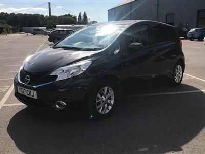 used Nissan Note Note