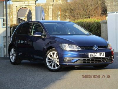 used VW Golf MK7 Facelift 1.5 TSI GT EVO 150PS 5Dr &&Rear view camera&&