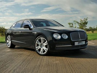 used Bentley Flying Spur W12