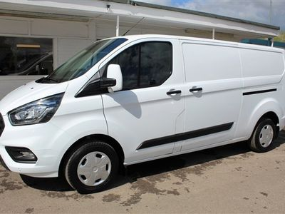 used Ford 300 Transit CustomTrend L2 H1 Panel Van with Air Con - Eu6