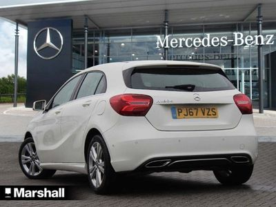 used Mercedes A180 A CLASS 2017 SouthamptonSport Premium 5dr Auto