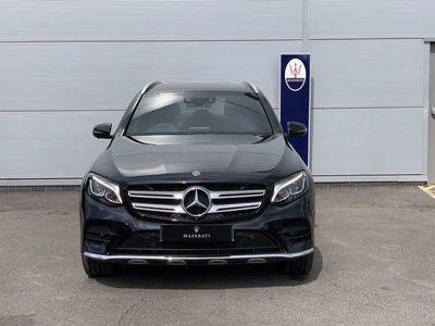used Mercedes E250 GLC Class Glc D 4Matic Amg Line Premium 5Dr 9G-Tronic
