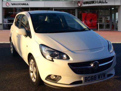 used Vauxhall Corsa 1.4 Energy 5Dr [Ac]