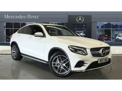 used Mercedes GLC350 GLC Coupe4Matic AMG Line Prem Plus 5dr 9G-Tronic Diesel Estate