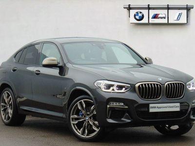 used BMW X4 X4 SeriesM40i 3.0 5dr