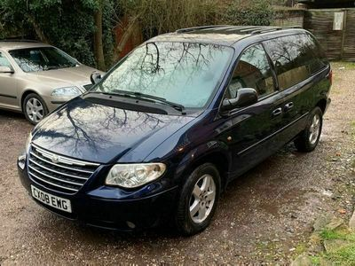 used Chrysler Grand Voyager 2.8 CRD Executive 5dr