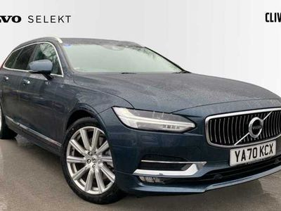used Volvo V90 D5 AWD Inscription Plus Automatic (Winter Pack, Privacy Glass, Family Pack)