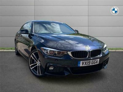 used BMW 430 4 SERIES GRAN DIESEL COUPE d M Sport 5dr Auto [Professional Media]