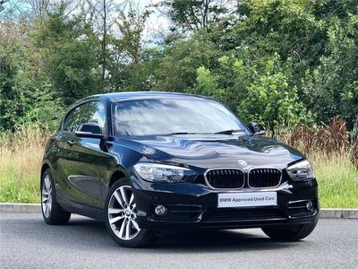 used BMW 116 1 Series d Sport 3-door Navigation - Automatic 2019