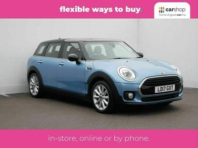 used Mini Cooper Clubman 2.0 D 6dr [Chili Pack] Satellite Navigation