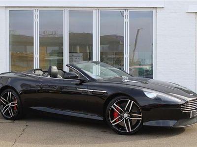 used Aston Martin DB9 V12 2Dr Volante Touchtronic Auto