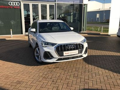 used Audi Q3 2019 Eastbourne S line 35 TFSI 150 PS 6-speed