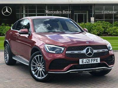 used Mercedes GLC300 GLC-Class 2.0AMG Line Premium Coupe 4d