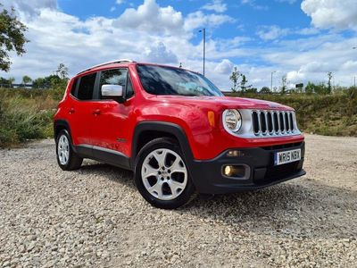 used Jeep Renegade 1.6 MultiJetII Limited (s/s) 5dr (EU5)