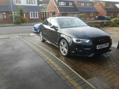 used Audi A3 1.4 TFSI ACT S line S Tronic (s/s) 4dr