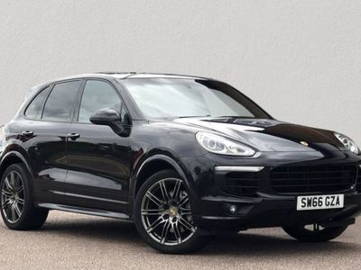 used Porsche Cayenne S Diesel 5dr Tiptronic S 4x4/Crossover