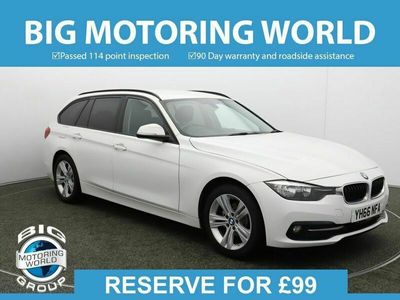 used BMW 316 3 Series D SPORT TOURING for sale | Big Motoring World