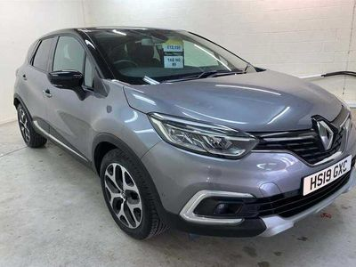 used Renault Captur Crossover 1.5 dCi 90 GT Line Energy S/S