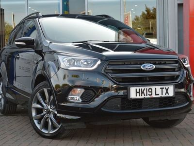 used Ford Kuga 1.5 ST-Line Edition 5dr 6Spd Auto 176PS Four Wheel Drive 2019