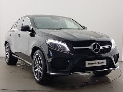 used Mercedes GLE350 GLE Coupe4Matic AMG Line 5dr 9G-Tronic Auto
