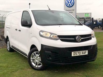 used Vauxhall Vivaro 2900 1.5d 100PS Dynamic H1 Van