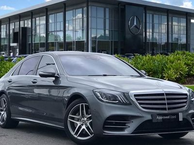 used Mercedes S560 S-ClassL AMG Line 4dr 9G-Tronic