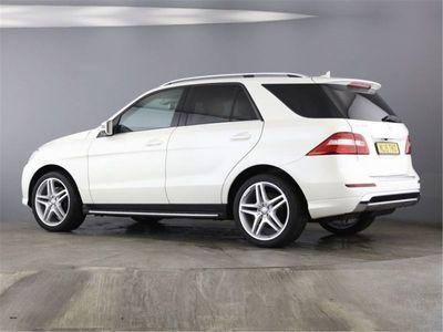 used Mercedes ML350 M-ClassCdi Bluetec Amg Line 5Dr Auto [Premium]