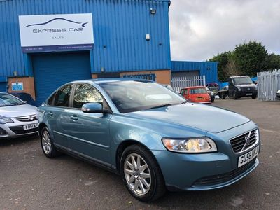 used Volvo S40 1.8 S 4dr