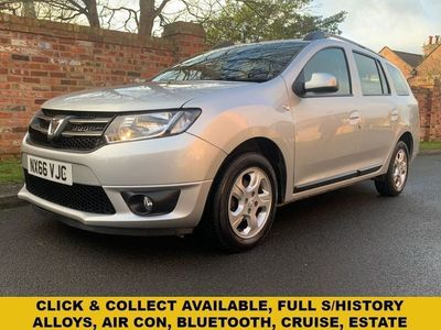 used Dacia Logan MCV 1.5 DCI LAUREATE 5DR ALLOYS, AIR CON, CRUISE