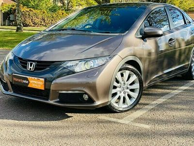 used Honda Civic 1.8 i-VTEC EX GT 5dr