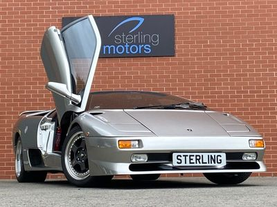 used Lamborghini Diablo SV Coupe 2dr
