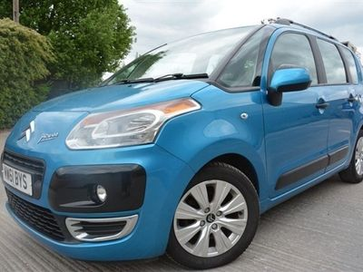 used Citroën C3 Picasso 1.6 VTR PLUS HDI 5d 90 BHP ONE LADY OWNER*FULL SERVICE HISTORY