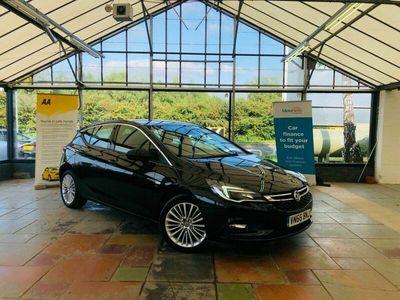 used Vauxhall Astra 1.6 CDTi ecoFLEX Elite Nav (s/s) 5dr