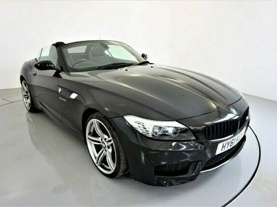 """used BMW Z4 3.0SDRIVE30I M SPORT HIGHLINE EDITION 2d 254 BHP-2 FORMER KEEPERS-19"""" U"""