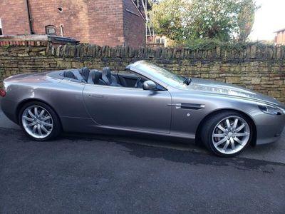 used Aston Martin DB9 5.9 V12 VOLANTE 2d AUTO 451 BHP
