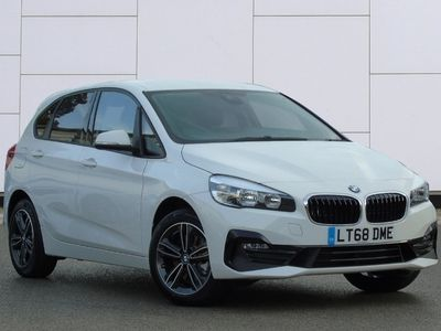 used BMW 218 Active Tourer