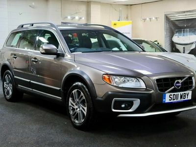 used Volvo XC70 2.0 D3 DRIVe SE Geartronic 5dr