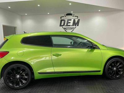 used VW Scirocco Coupe 2.0 TDi BlueMotion Tech GT 3d DSG