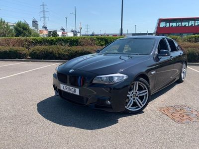 used BMW 523 5 Series 3.0 i M Sport 4dr