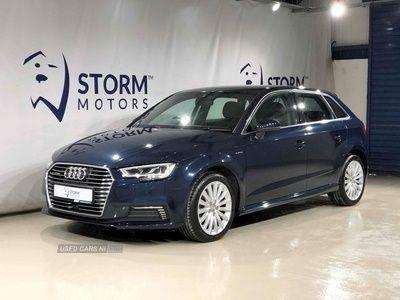 used Audi A3 e-tron 1.4 5dr