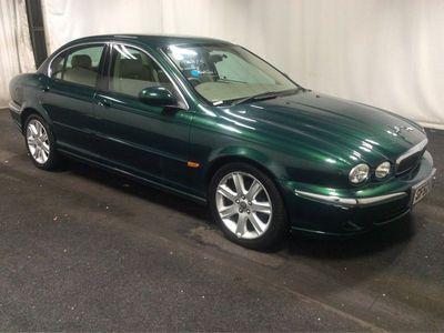 used Jaguar X-type 3.0 V6 SE 4d 231 BHP