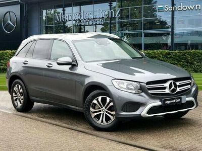 used Mercedes GLC220 D 4MATIC SE