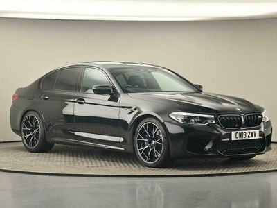 used BMW M5 M54dr DCT [Competition Pack]